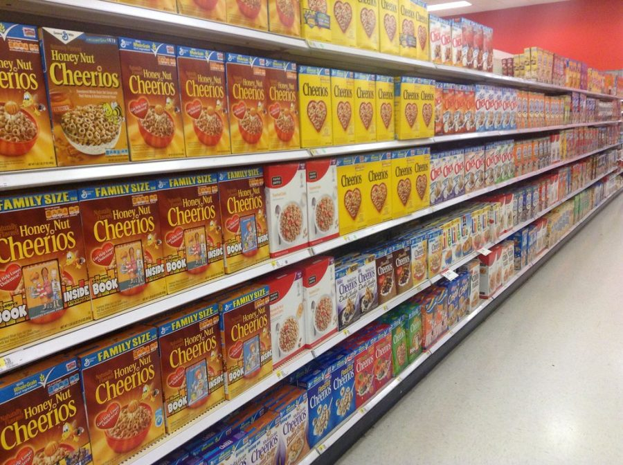 Cereal+is+one+of+the+most+famous+breakfast+food+in+America