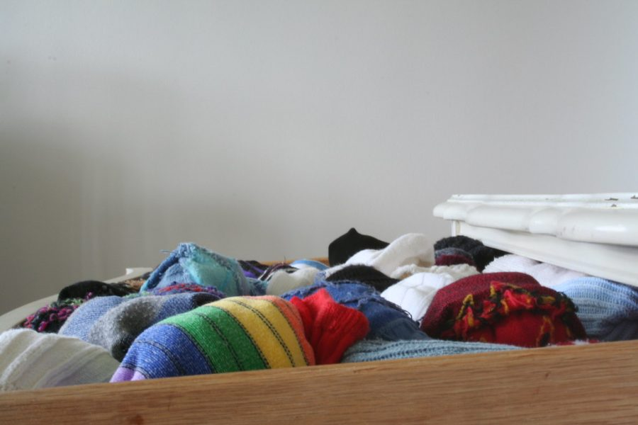 Most people will hide valuables, like engagement rings, in their sock drawers