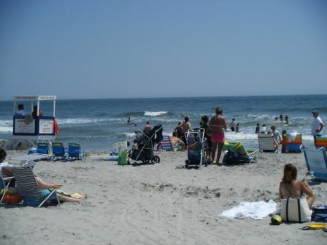 The New Jersey beaches are a symbol of our state, and will be holding restrictions during this time.