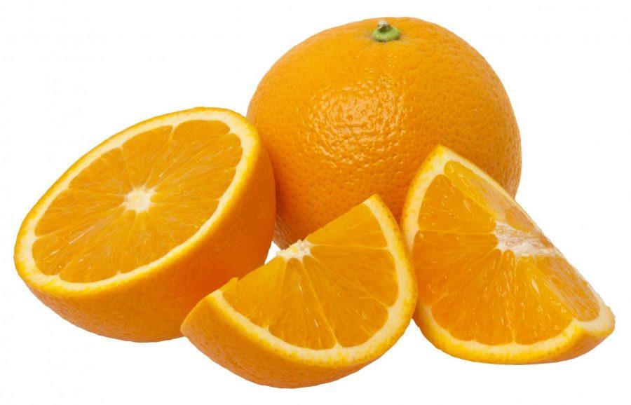 Oranges are a citrus fruit