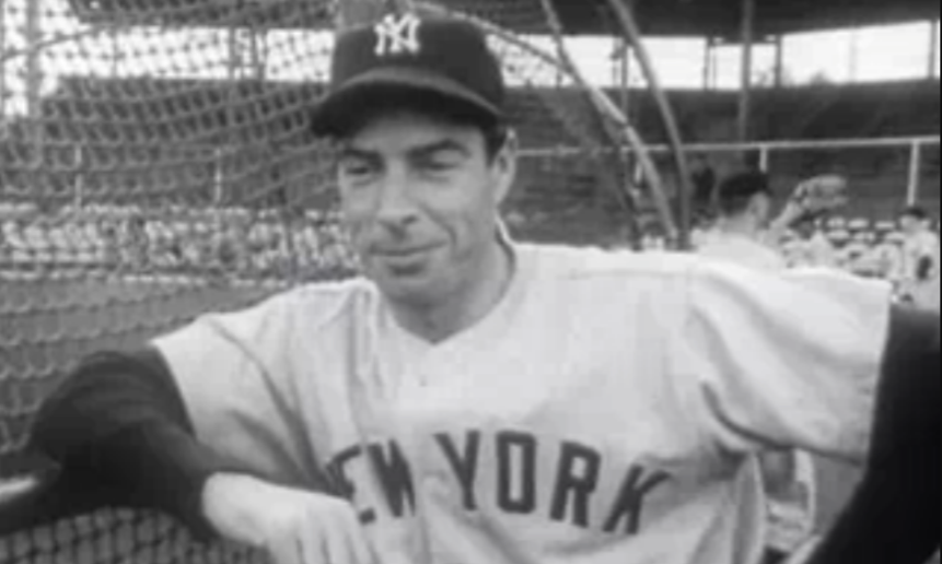 On this day in 1936 Joe Dimaggio made his MLB debut