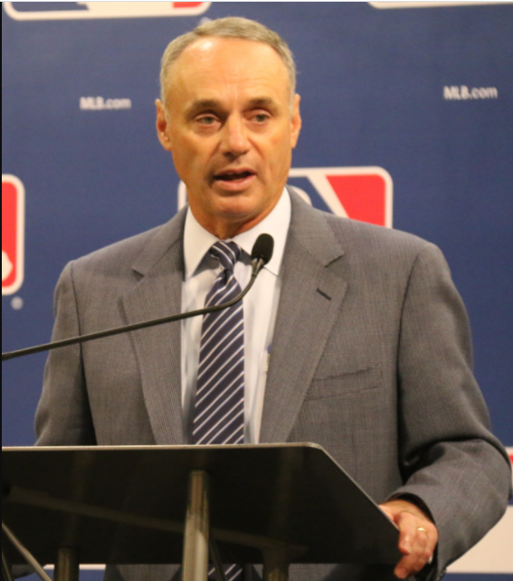 MLB commissioner Rob Manfred has created a plan for baseballs return. This plan has already been approved by owners and is pending player approval