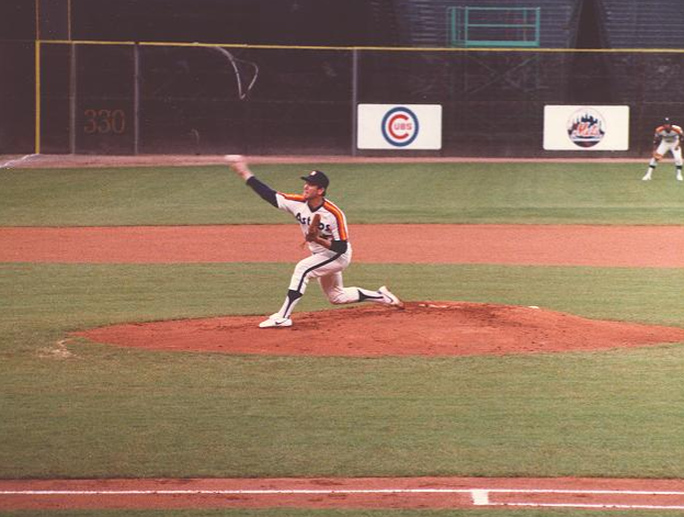 On this day in 1973 Nolan Ryan threw his 1st no hitter