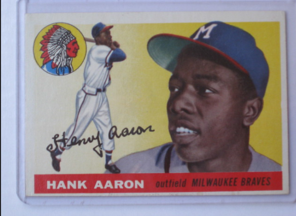 On this day in 1970 Hank Aaron got his 3,000th hit
