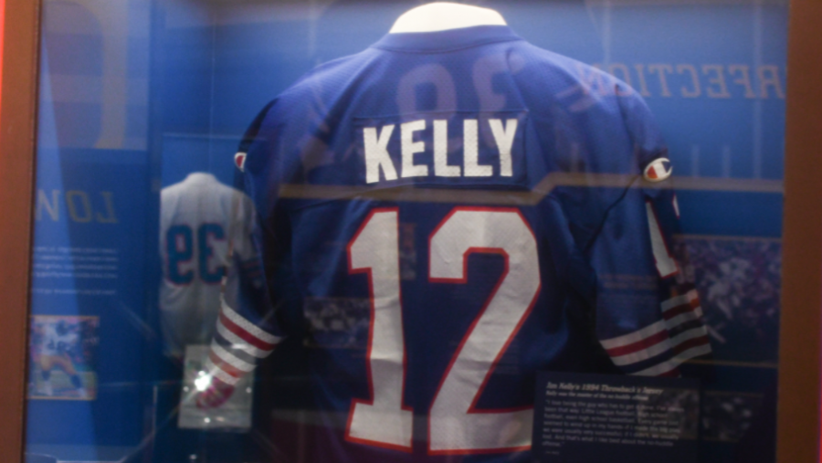 On this day in 1996 Jim Kelly got married