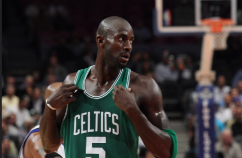 On this day in 1976 Kevin Garnett was born