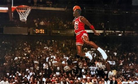 On this day in 1991 Jordan won MVP