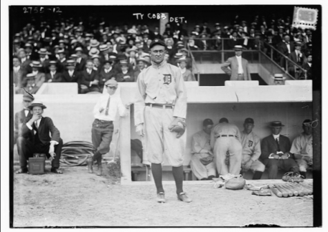 On this day in 1925 Ty Cobb got his 1,000th extra base hit