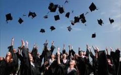 With graduation coming up, it's time to say goodbye to all high school graduates.