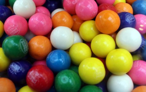 Bubblegum comes in all different shapes and colors