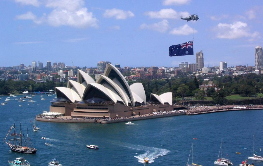 The Sydney Oprah House is located in Australia