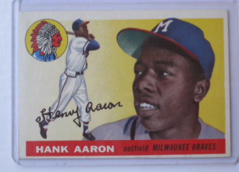 On this day in 1972 Hank Aaron became tied for most grand slams by an NL player