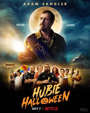 """Hubie Halloween"" is featured on the streaming service, Netflix"