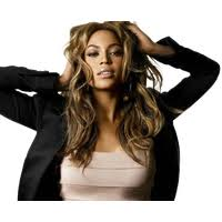The superstar singer mogul, Beyonce.