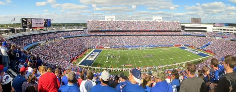 With all NFL stadiums either limiting their capacity  or not allowing fans to attend games at all, when will be the next time we see a stadium like this one?