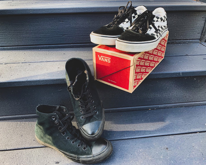 Converse+and+Vans
