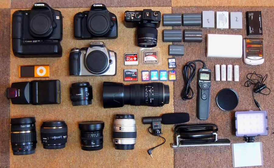 Choosing a camera can be difficult because of the vast variety there are.