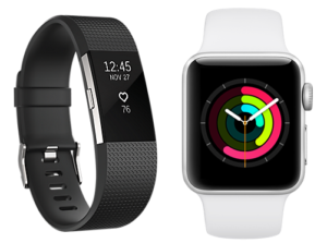 Pros and Cons of the Apple Watch and Fitbit