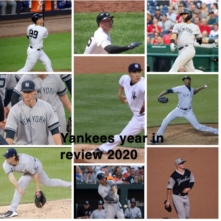 The 2020 season was one of the craziest seasons in the Yankees franchise The Yankees made the playoffs for the 4th straight season but could not win the championship