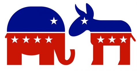 Both Republicans and Democrats share different ideologies, which has caused a split between our nation