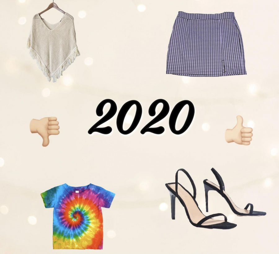 While 2020 had many fashion trends, many were stylish and others just weren