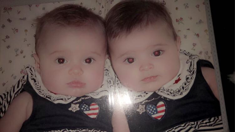 Looking back to when we were only 5-6 months old, I can barely tell which one is me. Mrs. Danielle Allen, English teacher, has identical twin boys and she has to put the pictures she takes into separate albums on her phone labeled with each child's name so she can tell them apart.