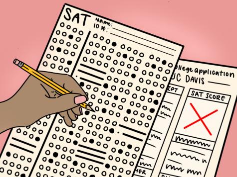 SAT scores shouldn