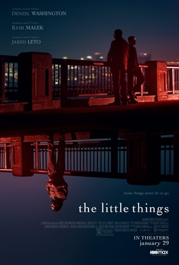 As of today, The Little Things has a 47% on Rotten Tomatoes. Most of the film