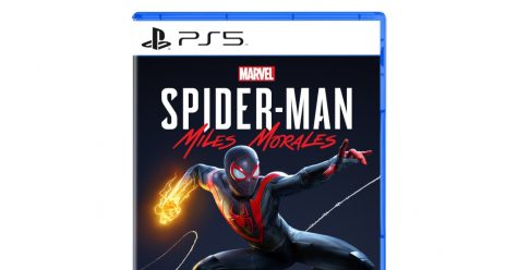 Spider-Man Miles Morales PlayStation 5 cover