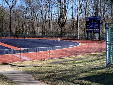 Snow, cold temps and Covid-19 create conflicts for winter track season.