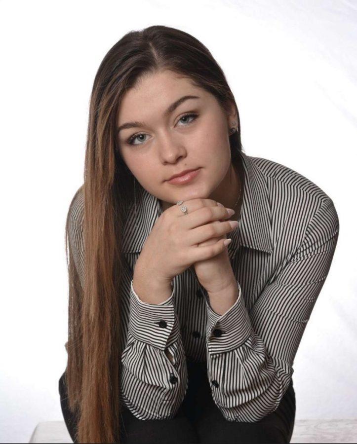 Veronika+Nalyvayko+has+her+personal+photoshoot+for+modeling+agencies.
