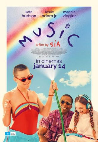The film MUSIC by Sia received an 8% score on Rotten Tomatoes.
