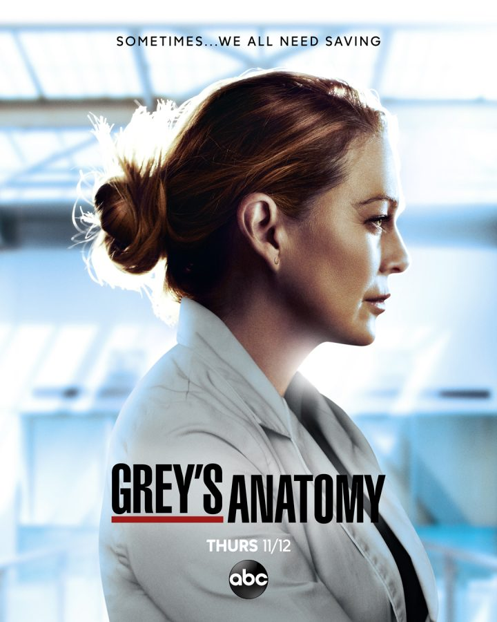 Grey's Anatomy tells the story of Meredith Grey's life
