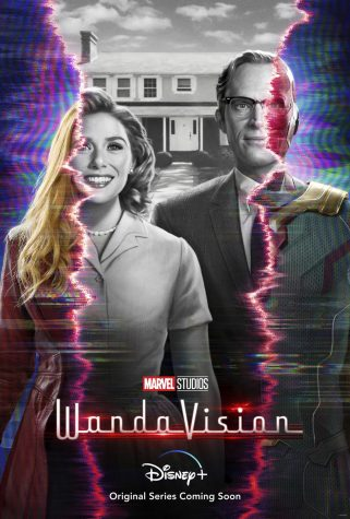 WandaVision is currently one of Marvel