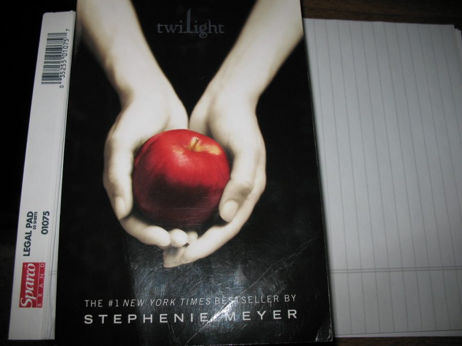 The difference between the novel and movie of Twilight.