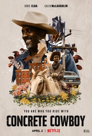 """Concrete Cowboy"" was released on April 2. 2021. This movie is in the top 10 list taking 8th place on Netflix. This movie may seem questionable, however, it is a must watch."