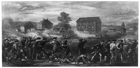 Today in History - April 19, 1775