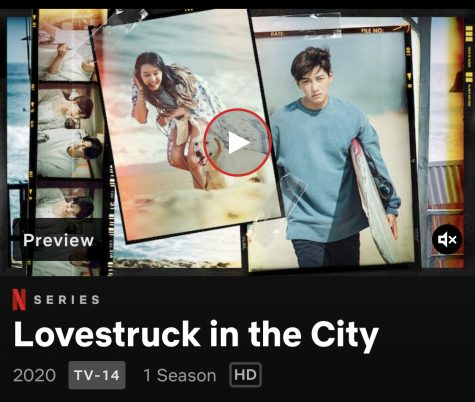 Featured on Netflix, the show Lovestruck in the City is available to watch.