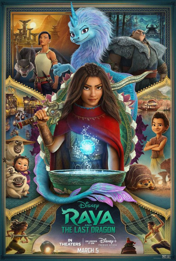 Raya+and+the+Last+Dragon+uses+beautiful+animation+to+show+the+importance+of+trust.+Raya+has+also+become+the+first+South+Asian+princess+in+Disney+history.+