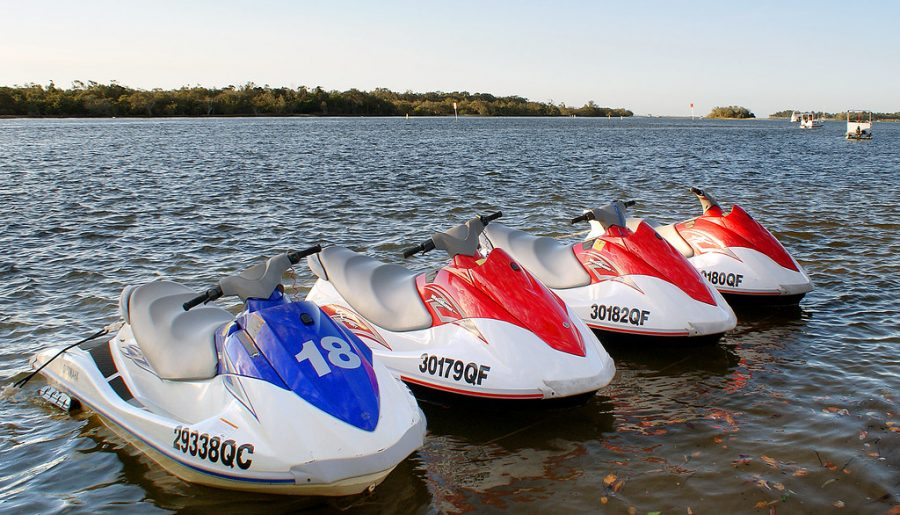Jet-skiing can be a fun activity to do during the summer. It can be done in lakes, waterways, rivers, and the ocean, however in order to operate one you need a permit