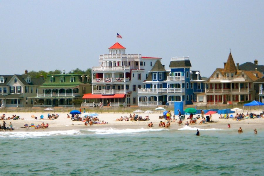 Living in New Jersey is the perfect because of it's beaches and boardwalks.