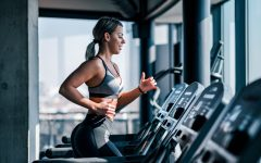 Working out becomes part of your everyday life when you get used to it.