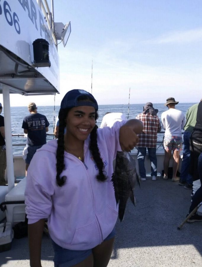 Share Experience: the lure of catching the fish