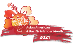 Created by Mrs. Shetty, a new logo was created for Asian American and Pacific Islander Heritage Month for Colonia High Schools Asian Culture Club.