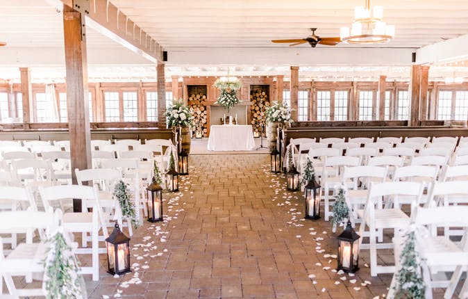 Here is a picture of where the ceremony was. The Hamilton Manor is located in Hamilton Township, NJ