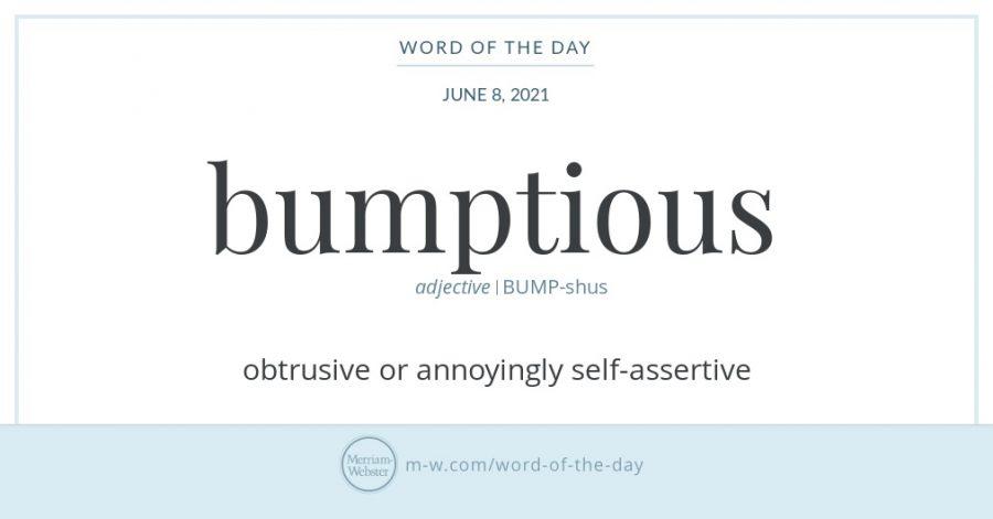 Bumptious