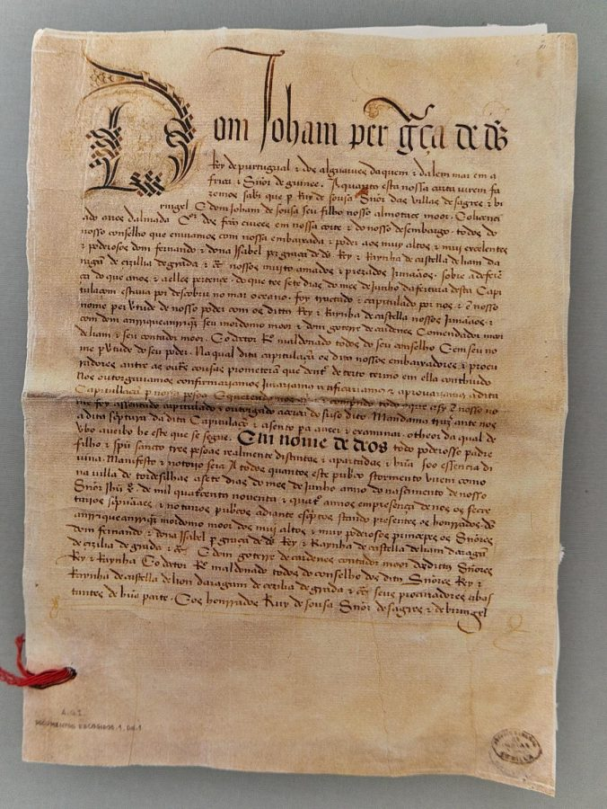 Today in History - June 7, 1494