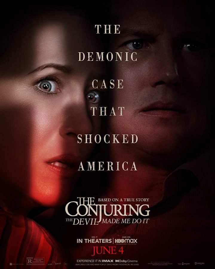 The Conjuring 3 is the 3rd installment of the horror series.