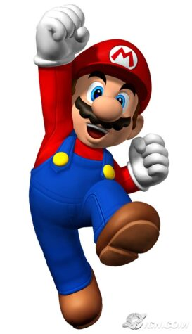 Mario is one of the most recognizeable figures on the planet. He is the best selling video game franchise ever with over 800 million copies sold all time.