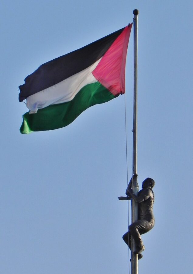 The cccupation of Palestine has been occurring since 1948, and recent events prove it needs to be stopped now